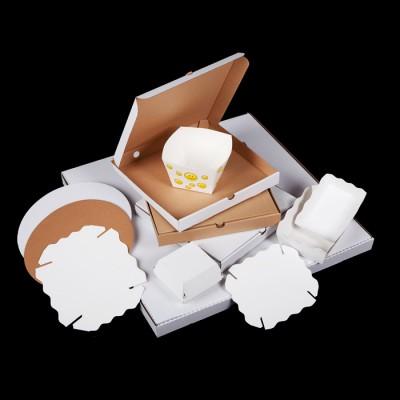 Картонени кутии и подложки за храна