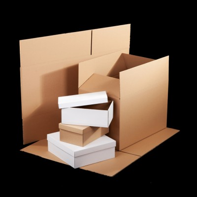 Кутии и кашони за съхранение, преместване и складиране